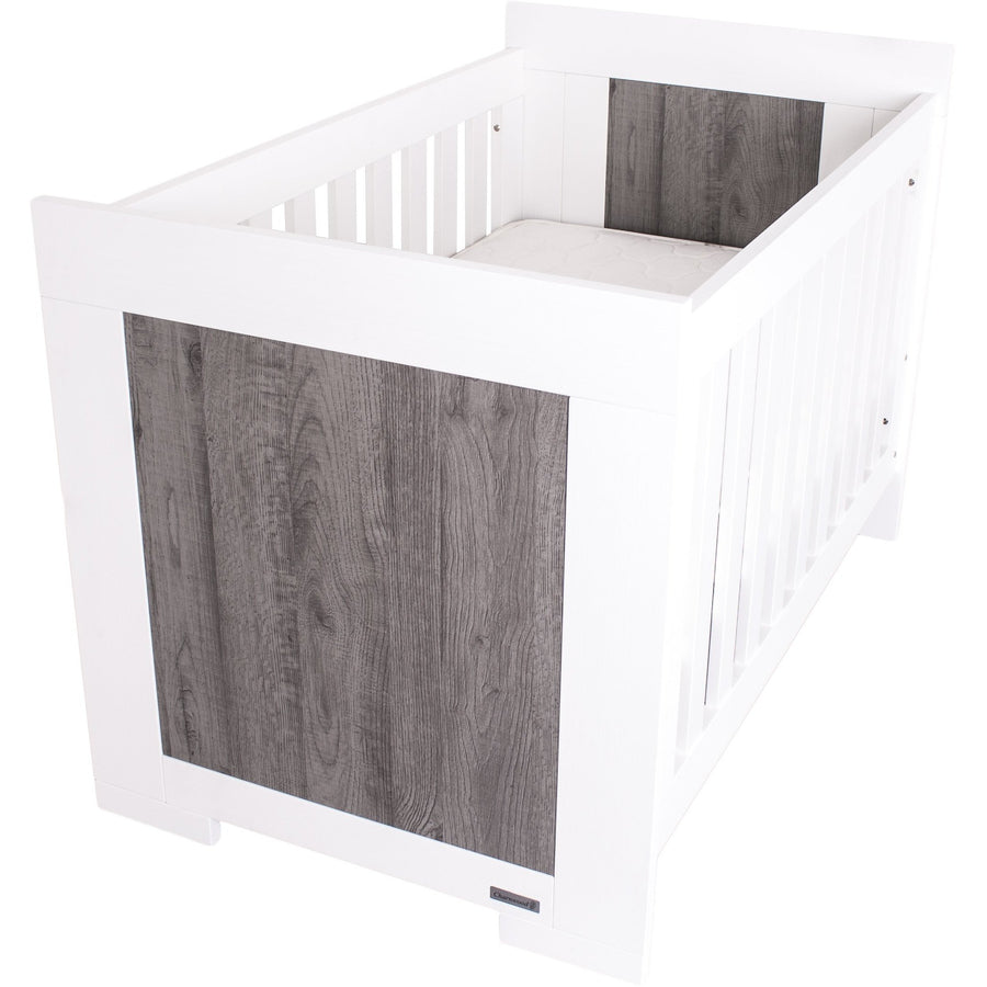 Love N Care Lucca Package - Includes Lucca cot with mattress, chest and change pad. Nursery Furniture Love N Care