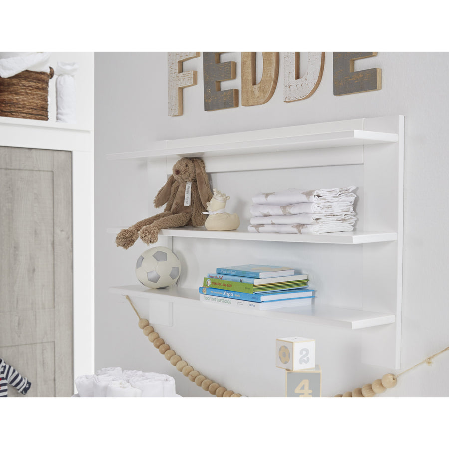 Love N Care Lucca Wallshelf Nursery Furniture Love N Care