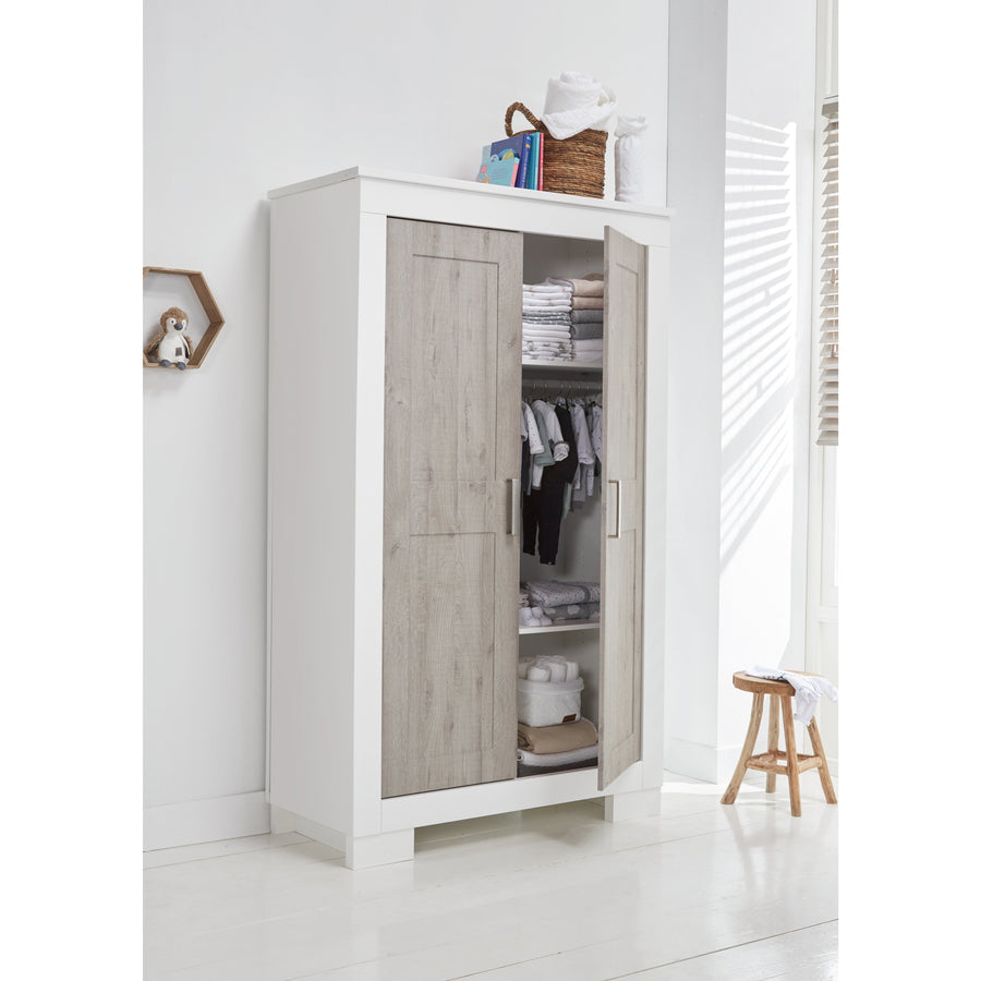 Love N Care Lucca Wardrobe Nursery Furniture Love N Care