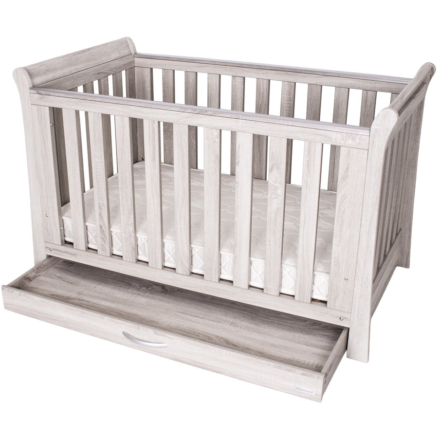 Love N Care Noble Cot - Ash Cots Love N Care