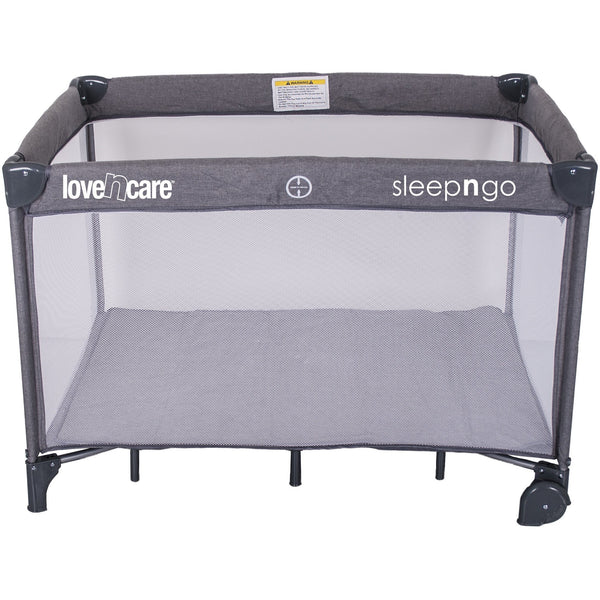 Love N Care Sleep N Go Travel Cot Portacots Love N Care