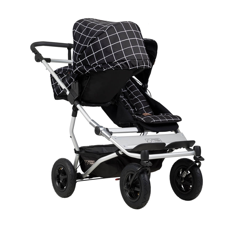 Mountain Buggy Carrycot Plus for Duet Pram Accessories Mountain Buggy Grid