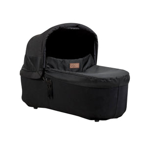 Mountain Buggy Carrycot Plus for Urban Jungle, Terrain and Plus One Pram Accessories Mountain Buggy Onyx