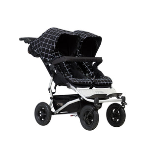 Mountain Buggy Duet Prams Mountain Buggy Grid