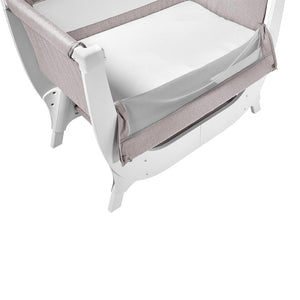 Shnuggle Air Bedside Crib Cradles & Bassinets Red Castle