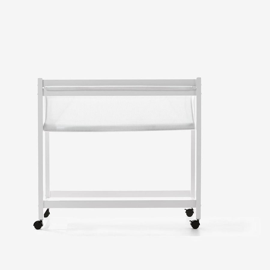 Tasman Eco Essentials Rascali Bassinet - White Cradles & Bassinets Tasman Eco