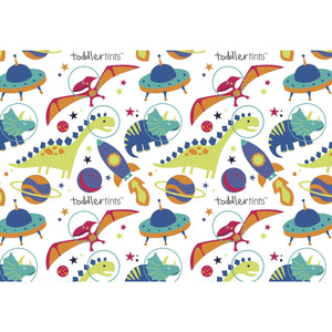 Toddler Tints Window Shade - Space Dino's Car Seat Accessories toddler tints