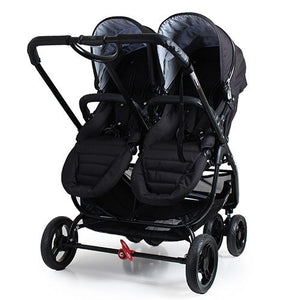 Valco Baby Handle & Bumper Bar Cover Set Pram Accessories Valco Baby Snap Duo & Snap Ultra Duo Black