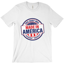 Made in America Short Sleeve T-Shirt