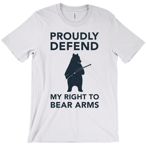 Right to Bear Arms Short Sleeve T-Shirt
