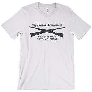 Contest Winner: 2nd Amendment Short Sleeve T-Shirt