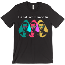 Land of Lincoln Color Pop Short Sleeve T-Shirt