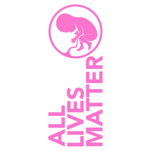 All Lives Matter Bumper Sticker