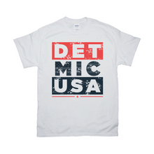 Detroit USA T Shirt