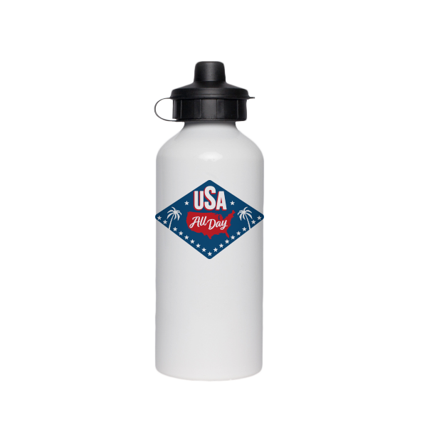 USA All Day Bottle