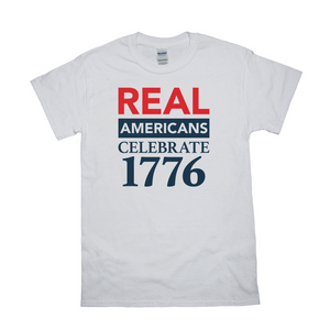 Real Americans T Shirt