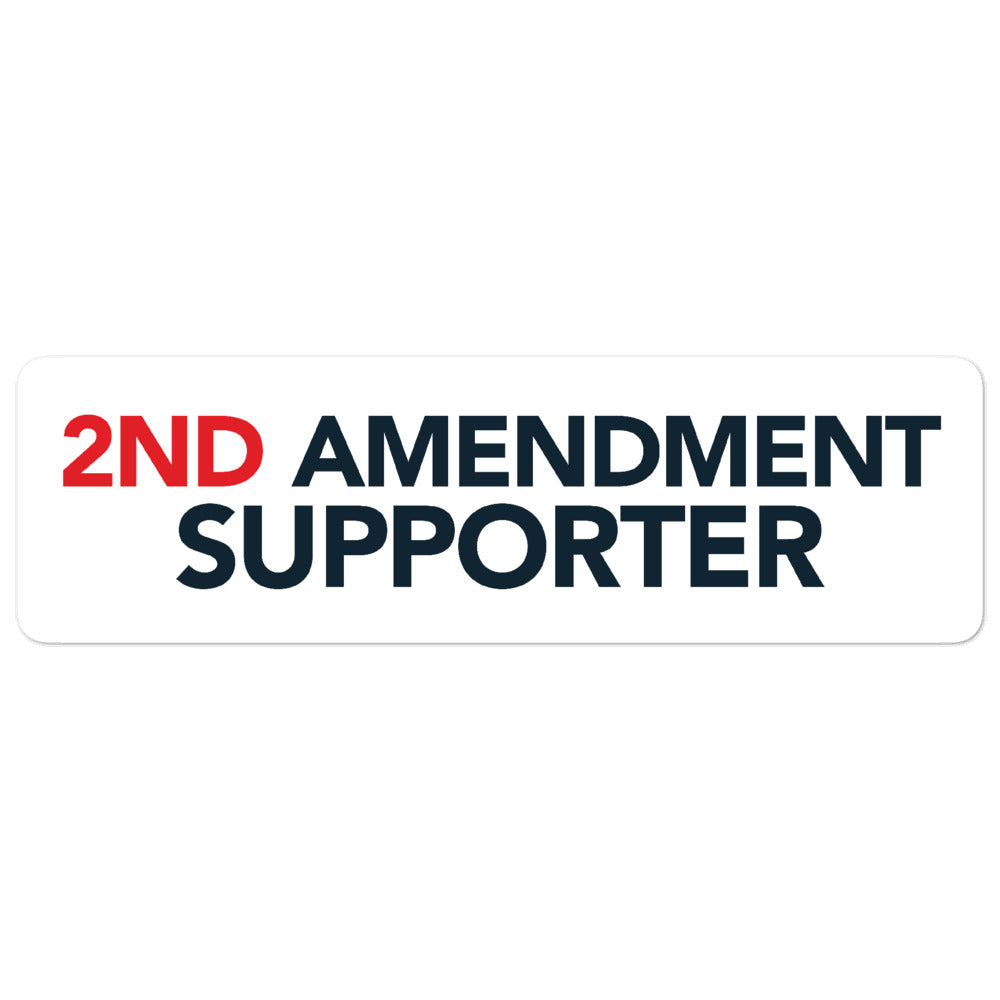 2nd Amendment Supporter