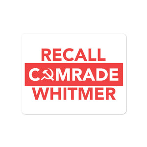 Recall Governor Whitmer