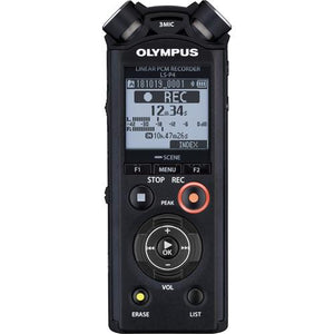 Olympus LS-P4 Audio Recorder
