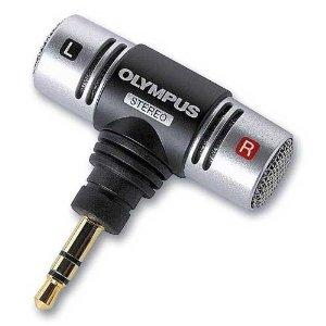 Olympus ME51S Stereo Mic - Dictation Solutions Australia