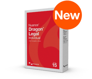 Dragon Pro Individual Legal 15 Upgrade from Pro l Legal 13/14/15