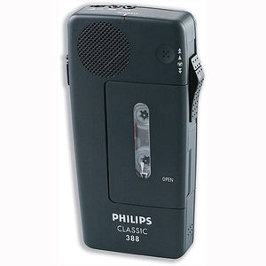 Philips Classic LFH0388 Portable Pocket Memo Voice Recorder - Dictation Solutions Australia