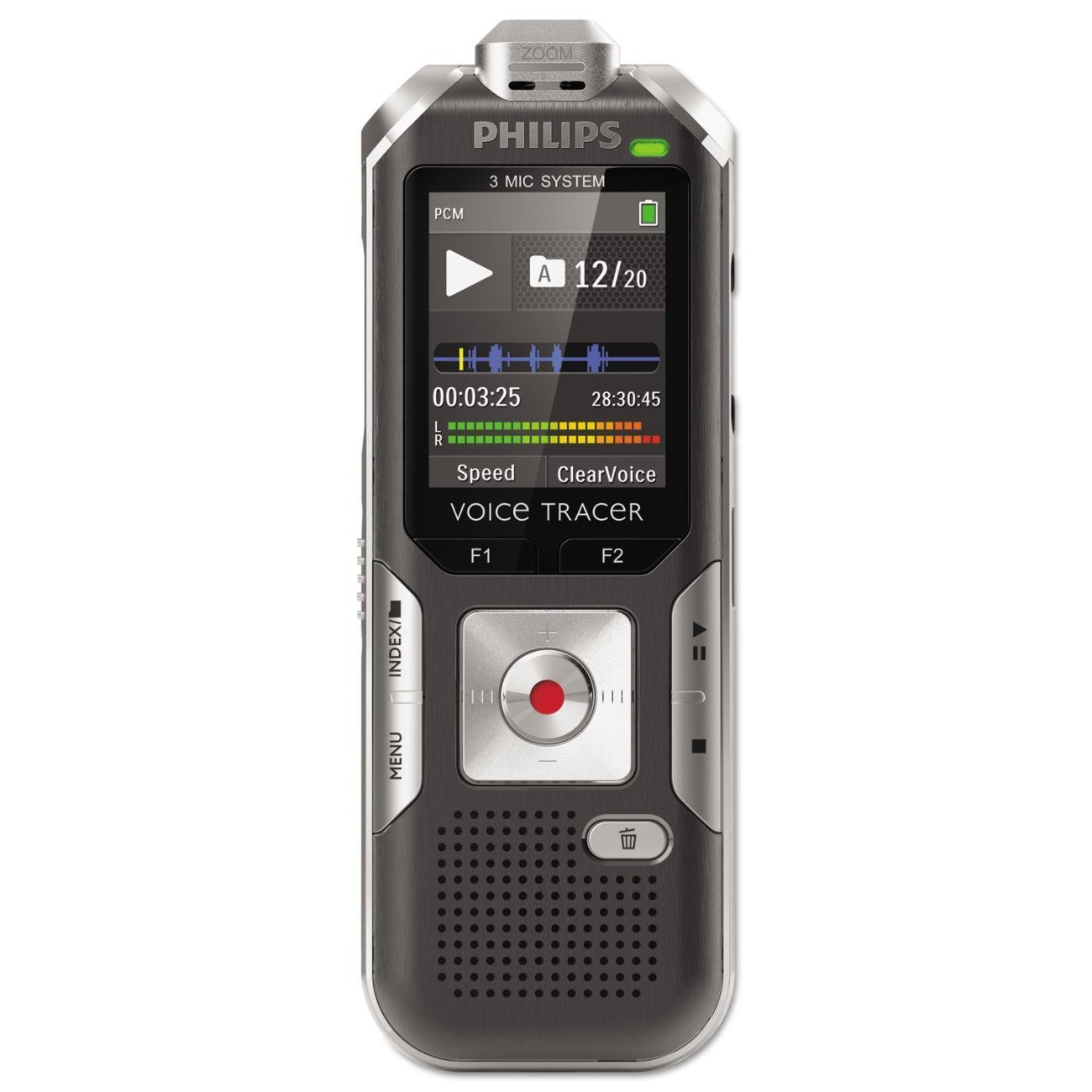 Philips DVT6000 Voice Tracer Lecture and Interview