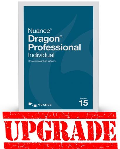 Dragon Professional Individual 15 UPGRADE