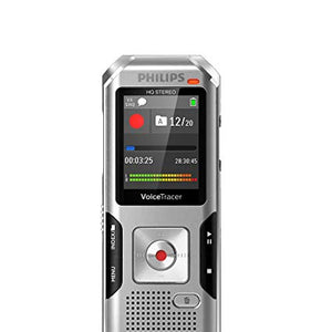 Philips DVT4010 VoiceTracer Audio recorder - Dictation Solutions Australia