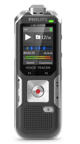 Philips DVT 6000 Voice Tracer Digital Recorder Lecture and Interview