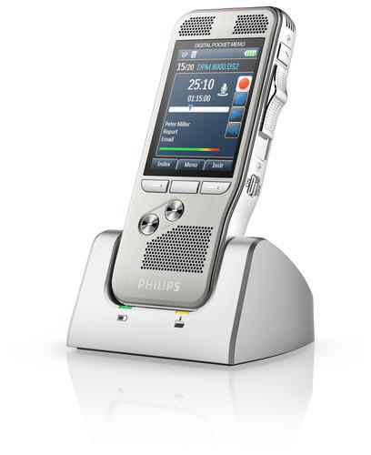 PHILIPS DPM8100 Voice Recorder - Dictation Solutions Australia