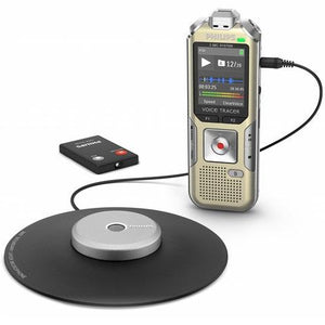 Philips DVT8010 Voice Tracer meeting recorder