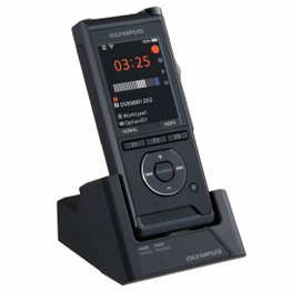 DS-9000 Recorder & Docking Cradle/Power Supply - Dictation Solutions Australia