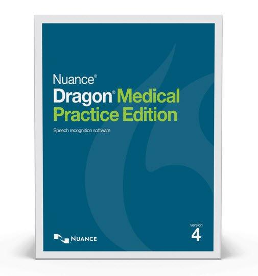 Dragon Medical practice edition version 4