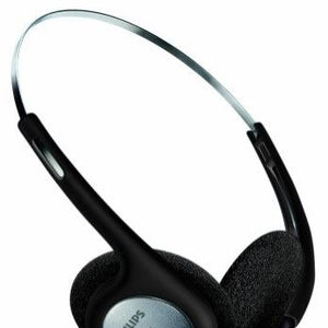 "Philips LFH2236 Dual Headphone ""Walkman"" - Dictation Solutions Australia"