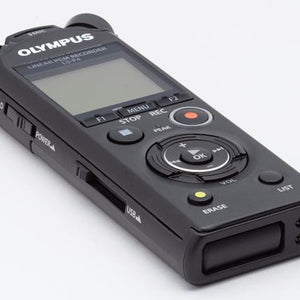Olympus LS-P4 Audio Recorder - Dictation Solutions Australia
