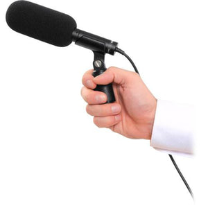 Olympus ME31 Compact Gun Microphone - Dictation Solutions Australia