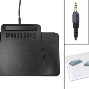Philips LFH2210 Foot Control - Dictation Solutions Australia