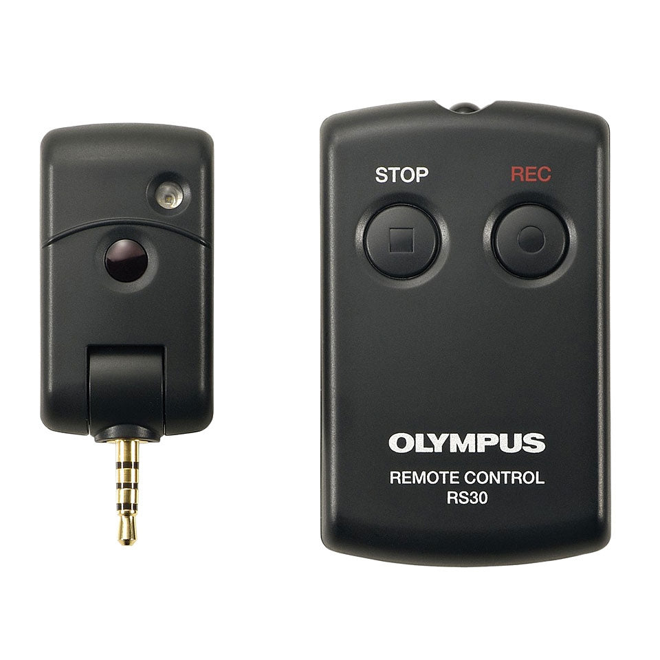 Olympus RS30W Wireless Remote Control For LS Series - Dictation Solutions Australia