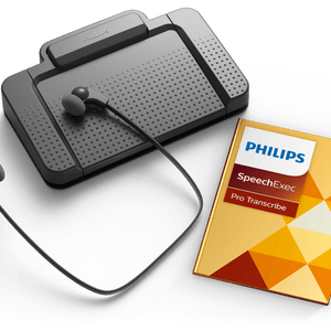 PHILIPS LFH-7277 Transcription Kit - Dictation Solutions Australia