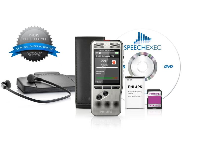 Philips DPM-67000 Starter Kit