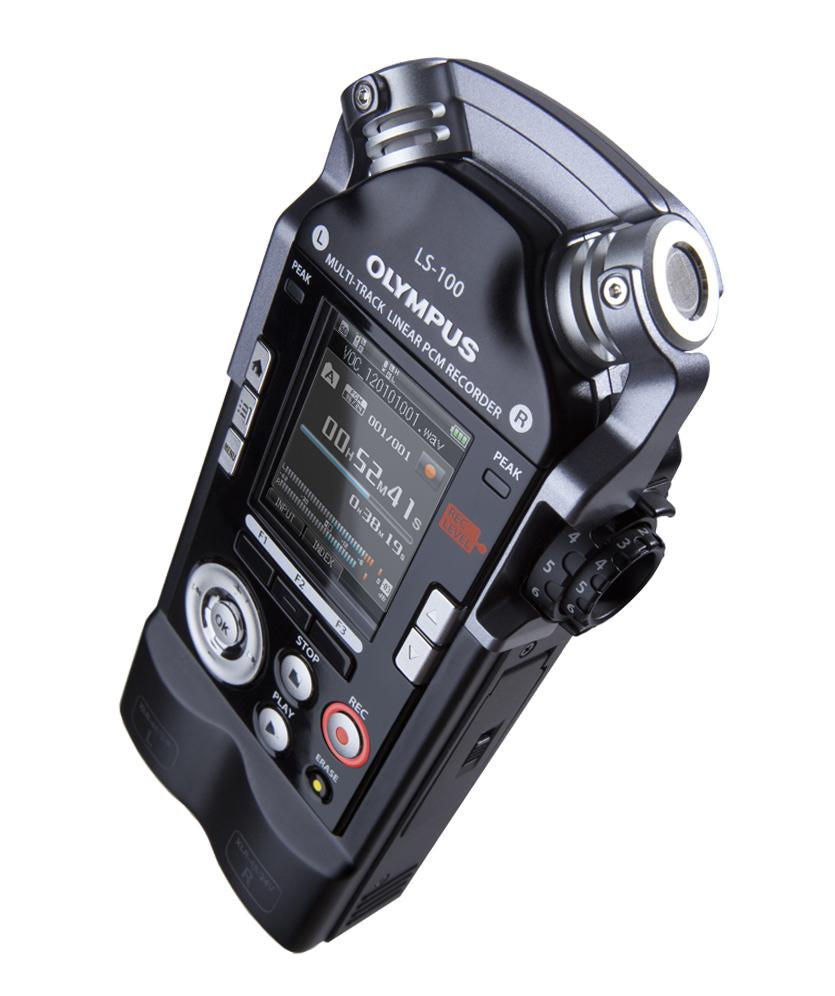 Olympus LS100 Linear PCM Sound Recorder
