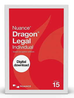 SALE - Dragon Professional Individual Legal 15 - Dictation Solutions Australia