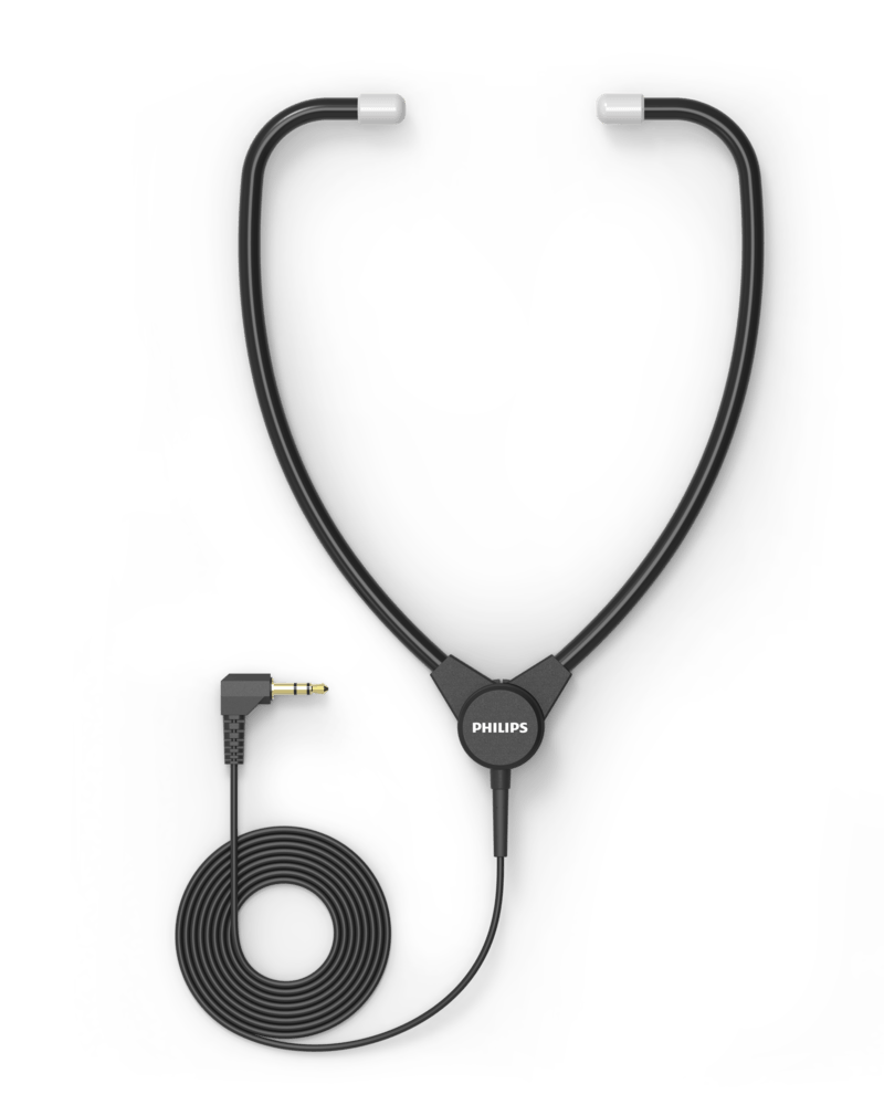 Philips ACC0232 Headphone - Stethoscope style in-ear version