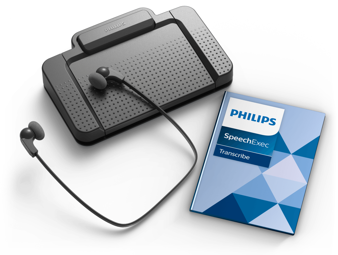 PHILIPS LFH7177 SpeechExec Transcription Set - Dictation Solutions Australia