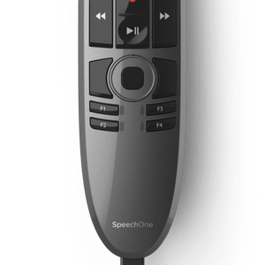 Philips ACC6100 SpeechOne Remote Control - Dictation Solutions Australia
