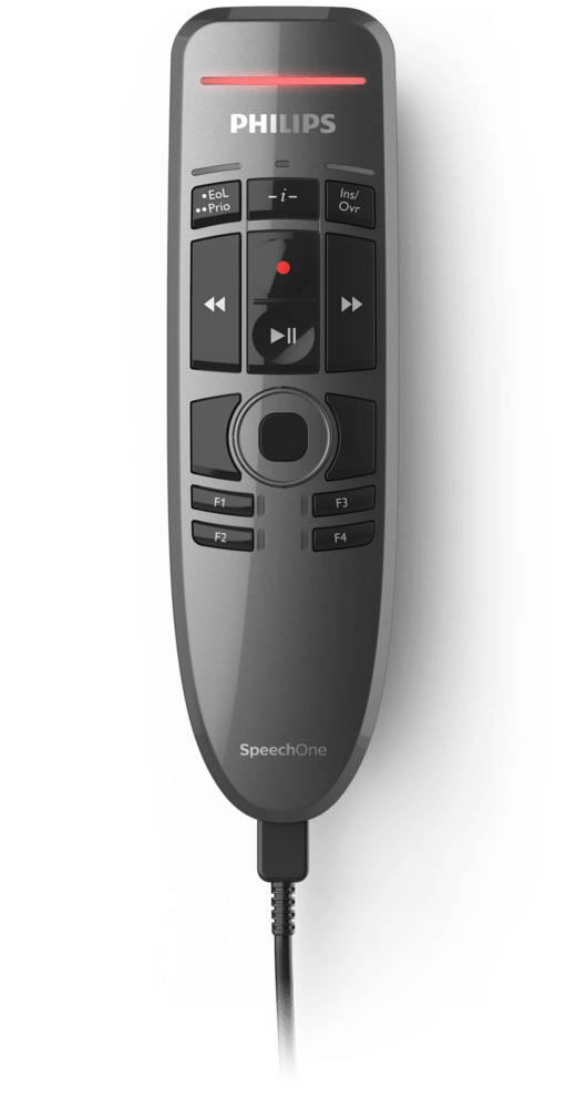 Philips ACC6100 SpeechOne Remote Control