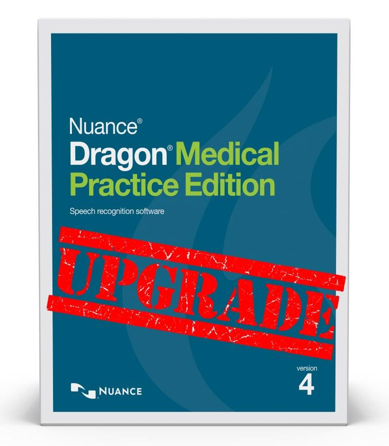 Dragon Medical 4 Upgrade