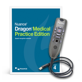 Dragon Medical 4.2 & Nuance PowerMic III