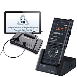 Olympus DS9500 & AS9000 Dictation Package - Dictation Solutions Australia